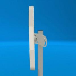 AGATA-2 MIMO 2x2 - широкополосная панельная антенна 4G/3G/2G (15-17 dBi)