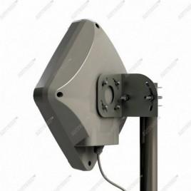Антенна AX-1814P MIMO 2x2 UNIBOX  с гермобоксом для 4G модема LTE1800