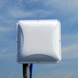 AX-2014P MIMO 2x2 - внешняя панельная направленная антенна для сетей 2G/3G /4G, N - разъем, 50 ом, Antex