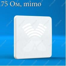 AX-2520PF MIMO 2x2 4G/LTE антенна (20dBi), 75 Ом, Antex