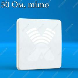 AX-2520P MIMO 2x2 4G/LTE антенна (20dBi), 50 Ом Внешняя панельная антенна, Antex