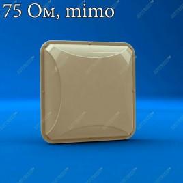 AX-809P MIMO F 2x2 - панельная антенна для 4G LTE800
