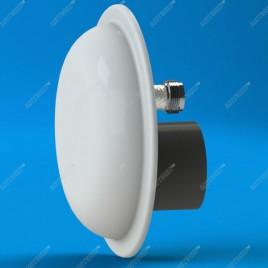 AX-3500 OFFSET MIMO2x2 - облучатель офсетной антенны
