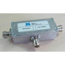 AXF-1 диплексер для частотного разделения/суммирования сигналов диапазона 880-960МГц и 1700-1900МГц, Antex