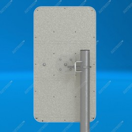 AGATA-2 F MIMO 2x2 - широкополосная панельная антенна 4G/3G/2G (15-17 dBi)