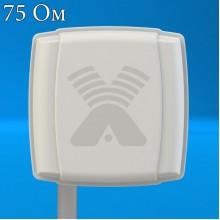 CIFRA-9 - внешняя панельная направленная антенна с усилением до 9,5 dBi, 75 Ом, Antex