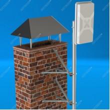 Стеновой кронштейн для крепления мачт KSUM-500