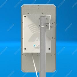 Nitsa-5 MIMO 2x2 BOX - антенна с боксом для модема LTE800/GSM900/GSM1800/LTE1800/UMTS900/UMTS2100/WiFi/LTE2600