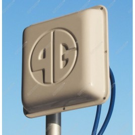 AX-809P MIMO 2x2 - панельная антенна для 4G LTE800, Antex