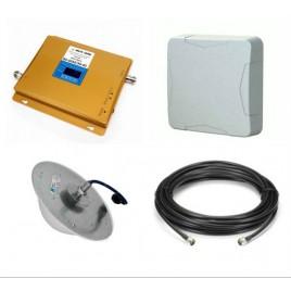 Комплект усиления сигналов GSM 900+3G 5D