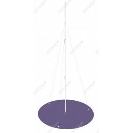 Мачта антенная M45D-3(4.5 метра)