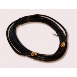 Кабельная сборка  RP-sma-female и RP-SMA-male 3 метра, кабель rg-58, 50 Ом