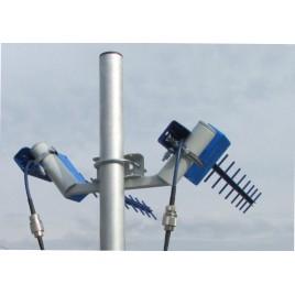 KM-2 кронштейн для крепления 2 антенн yagi MIMO