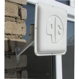Крепление для  использования антенны home на улице