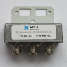 AXF-2 частотный диплексер для стандартов GSM900/GSM1800/2G/3G/4G/WIFI, Antex