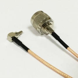 Пигтейл  CRC9-N (male) - 100 см (1 метр) - кабельная сборка
