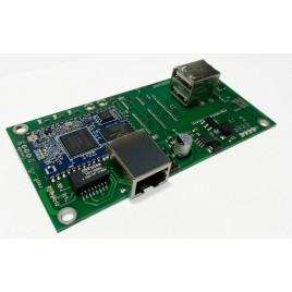 Встраиваемый 3G/4G/WIFI-роутер AXR-5U PoE с блоком питания